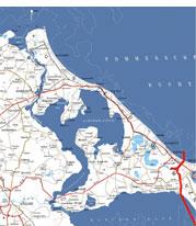 Ferienwohnungen Tannengrund Im Seebad Kolpinsee Auf Der Ostsee