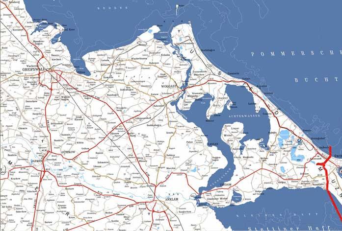 Insel Usedom Karte Ostsee.Ferienwohnungen Tannengrund Im Seebad Kölpinsee Auf Der Insel Usedom